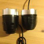 LED-lys sammenligning topp