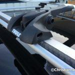 Thule OutRide med 15mm på tak