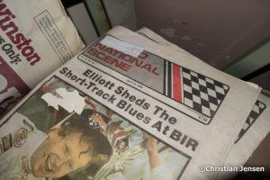 Gamle aviser