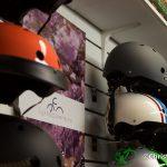 Utvalget av hjelmer