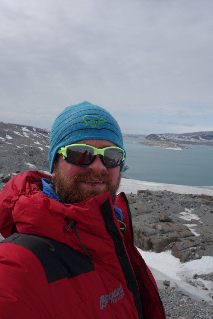 En lykkelig Grønlandskrysser