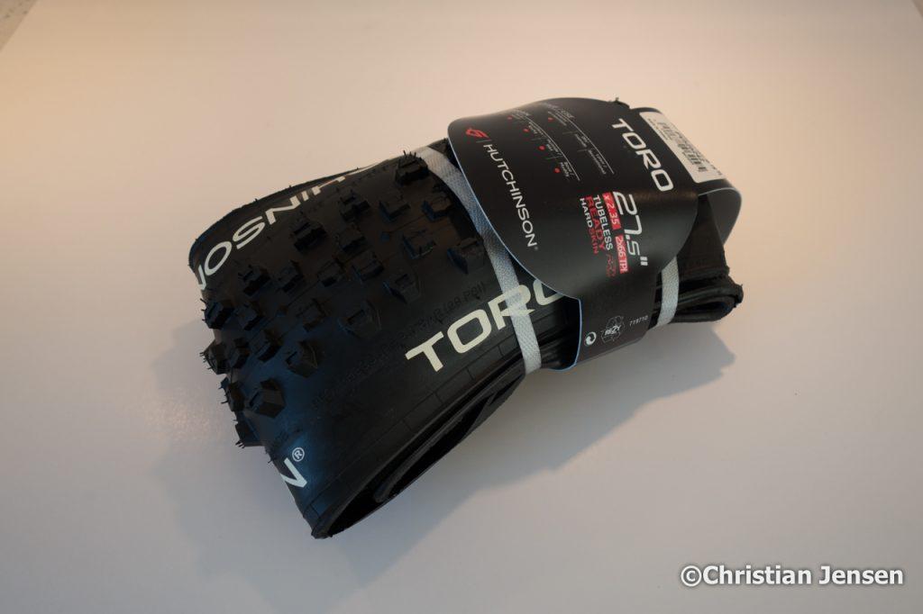 Hutchinson Toro, i forpakning
