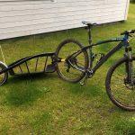 Topeak montert på sykkel