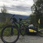 Pene sykkelveger fra Geilo