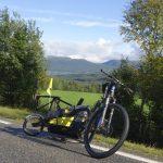 Sykkelen fungerer utmerket