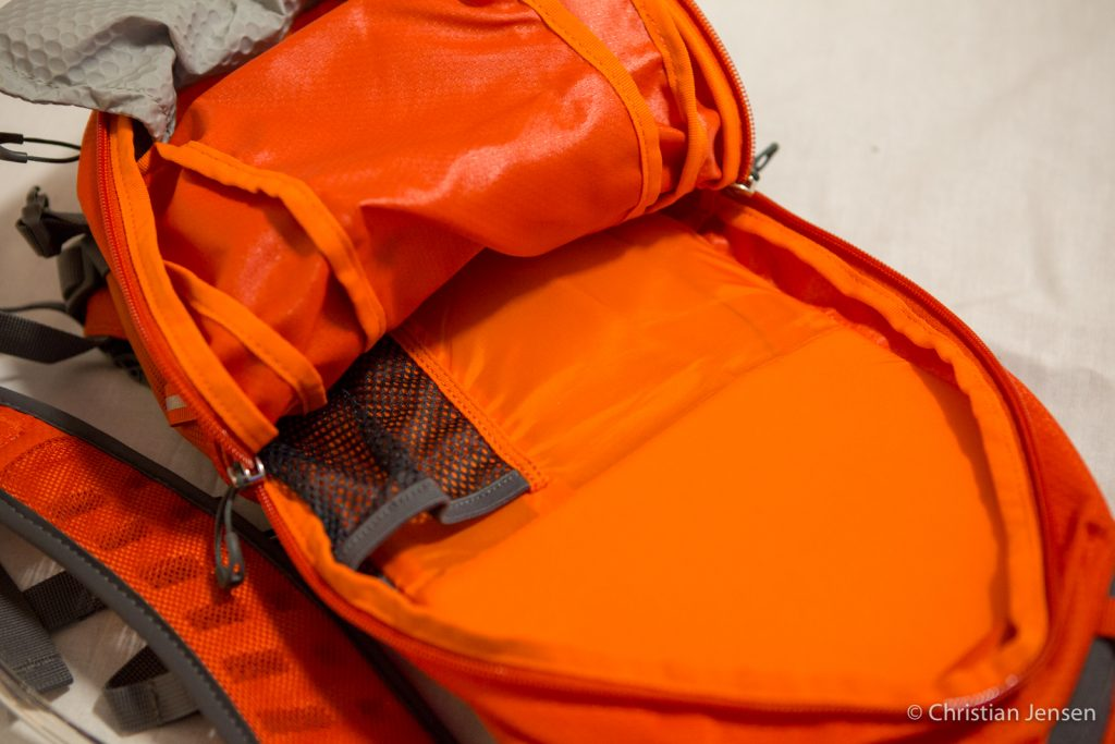 Osprey Viper 9 hovedrom
