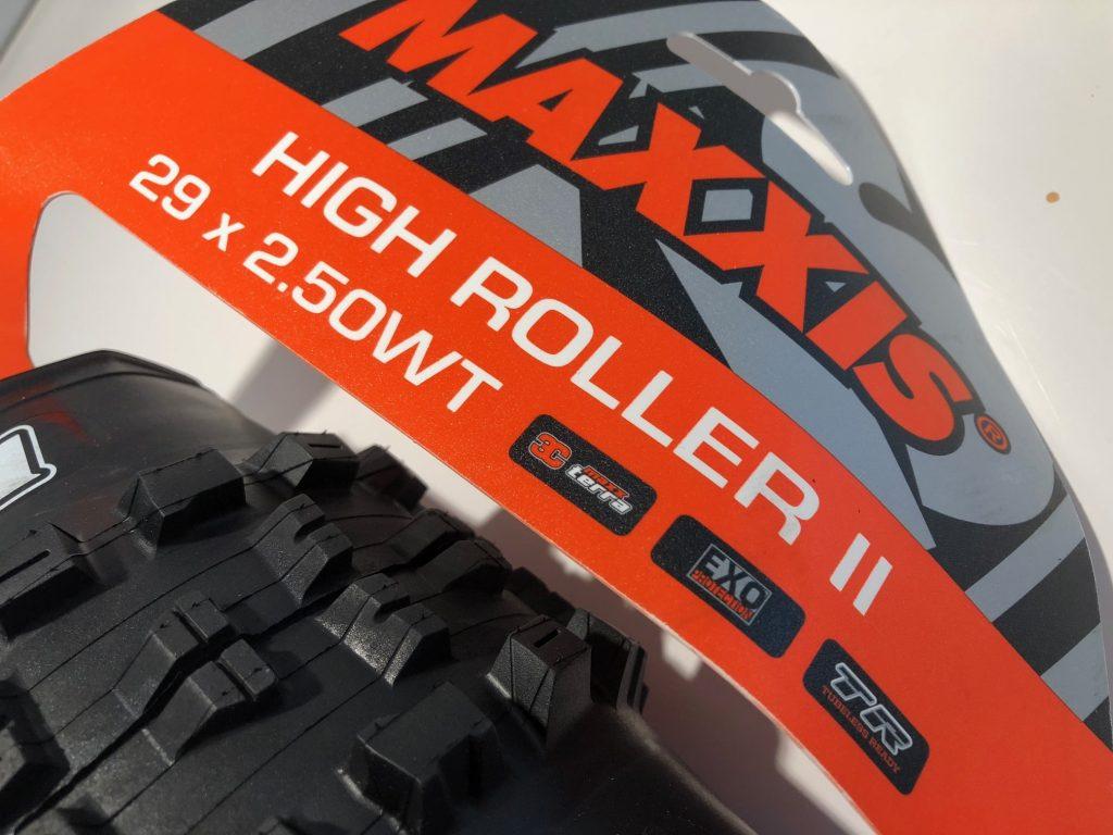 Maxxis High Roller II 29 x 2.5WT
